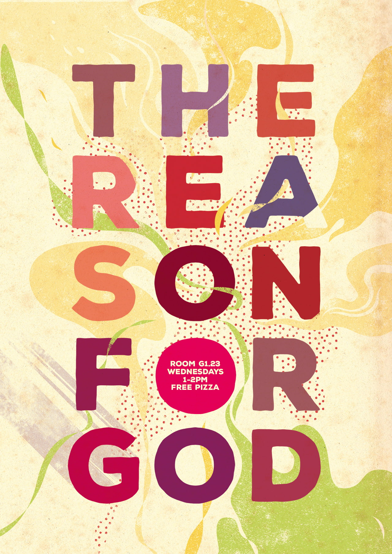 The Reason for God Poster